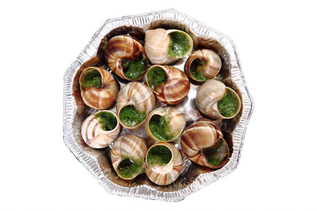 Comptage, chargement et emballage d'escargots velec systems