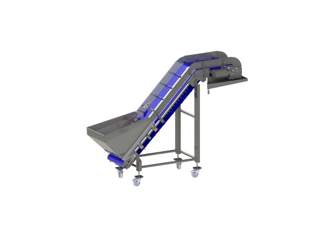 This is the velec systems conveying solution